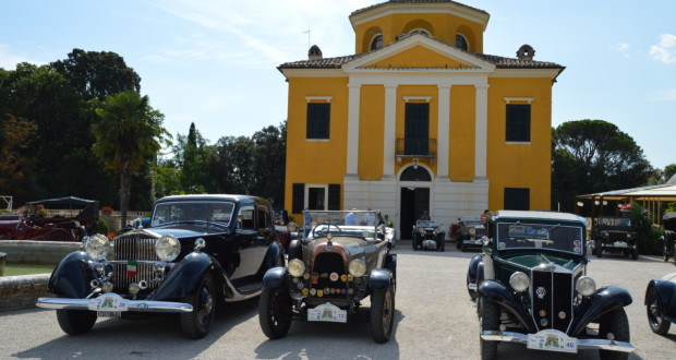 """Le """"nonnine"""" a Villa Collio"""