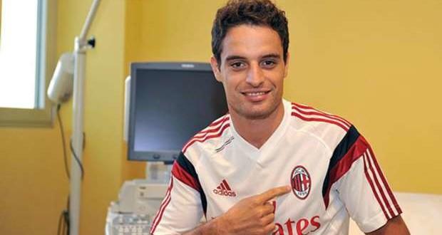 Jack Bonaventura con la maglia del Milan