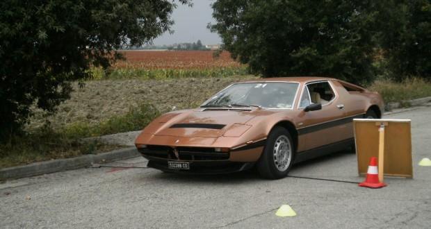 Una Maserati del '78