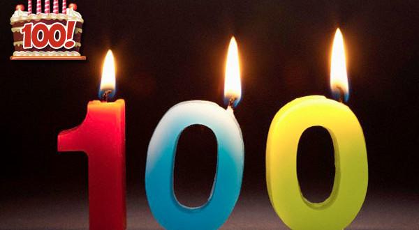 Luigia Vissani e le sue 100 candeline