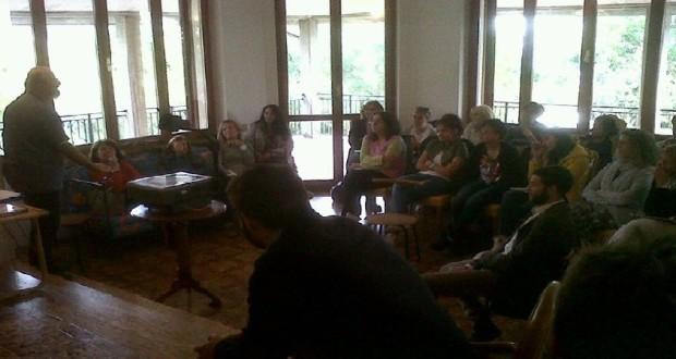 L'incontro con il dottor Paolo Cingolani