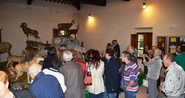 """Visitatori alla mostra del """"San Domenico"""""""