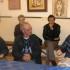 Da sinistra: Marchetti, Chirielli e Massei