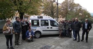 Il Fiat Doblò per la Mobilità garantita
