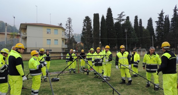 """Volontari in azione al """"Don Orione"""""""