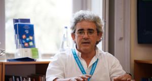 Lo scrittore e autore di programmi tv Bruno Tognolini