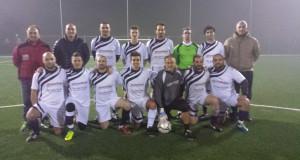 La squadra di Cesolo calcio a 7