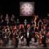 L'Orchestra diretta dal Maestro Lorenzini