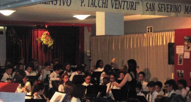 Musicisti in erba al concerto