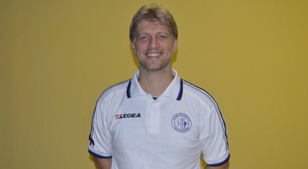 L'allenatore Fulvio Riccio
