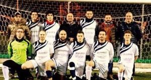 La formazione di Cesolo calcio a 7