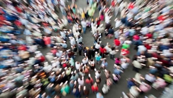 Popolazione residente in diminuzione
