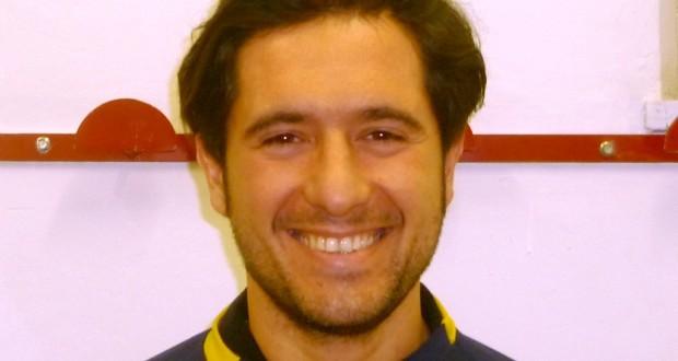Rossetti, autore del secondo gol