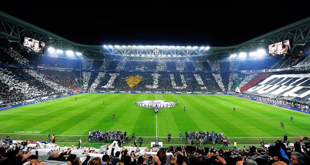 Un'immagine dello Juventus Stadium