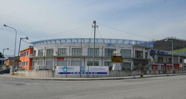 Il Centro medico a Taccoli