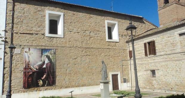 Il monastero di Santa Chiara a Camerino