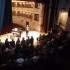 Il concerto sul palco del Feronia