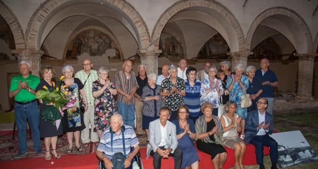I protagonisti della storia raccontata da Marta Bellomarì Stortini (foto Hexagon Group)