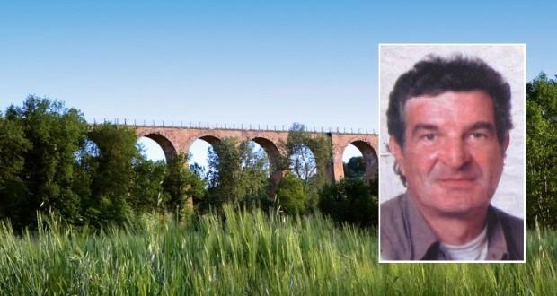 """La vita, un """"ponte"""" verso il cielo. Nel riquadro: Massimo Valenti, morto a soli 48 anni"""