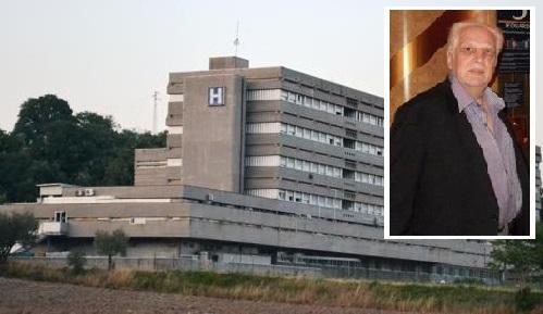 """Il dottor Claudio Fornari, a lungo una """"colonna"""" dell'ospedale di San Severino"""