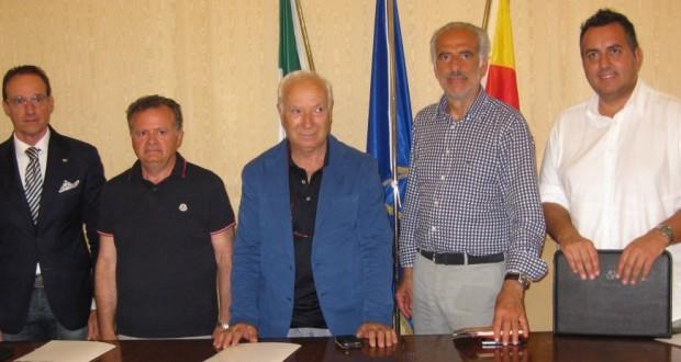 Conferenza stampa di presentazione a Civitanova
