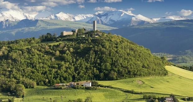 Il castello di Pitino