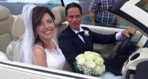 """Marina e Corrado hanno detto """"sì"""" al loro viaggio insieme nella vita"""