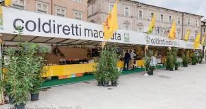Il padiglione della Coldiretti (Fotostudiostyle)