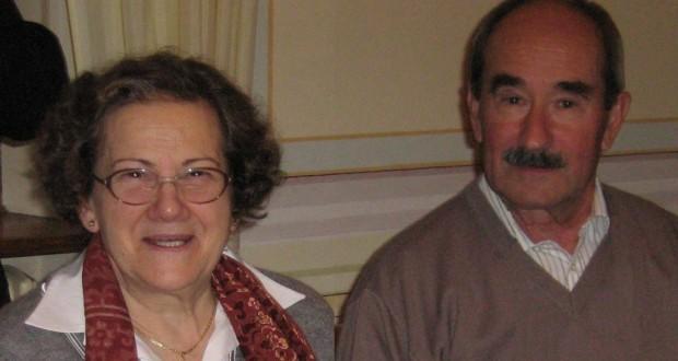 Delia e Fiore, sposi da 50 anni