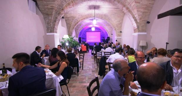 """La presentazione del progetto Unicam a """"La Villa"""" di Cesolo(foto di Federica Mazzieri)"""