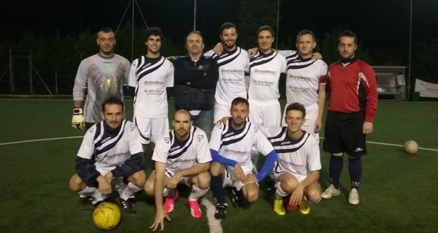 La nuova squadra di calcio a 7
