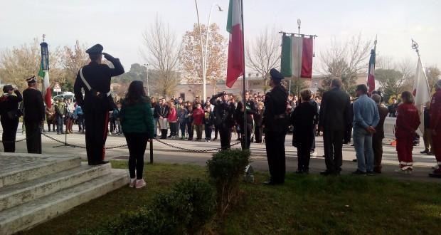 La commemorazione dei caduti nelle missioni di pace