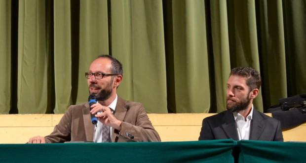 Francesco Rapaccioni e Andrea Maggi