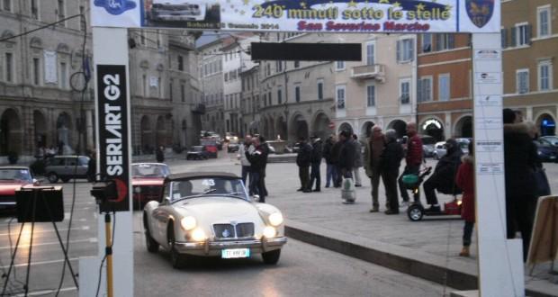 La manifestazione in piazza (foto d'archivio)
