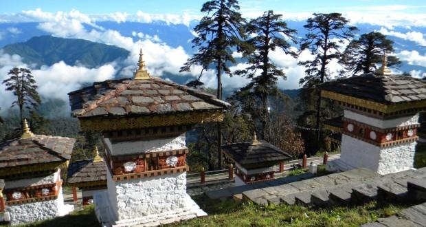 """Bhutan, sacre montagne"""