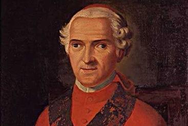 Un ritratto del Governatore Agostino Rivarola