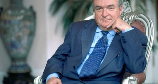 L'ex ministro Antonio Paolucci