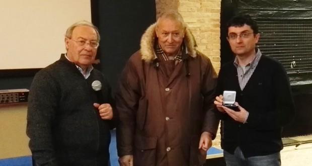 Da sinistra: Dario Gattafoni, Nicola Di Francesco e Roberto Pellegrino