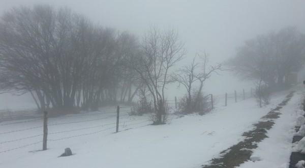 Neve: scuole chiuse nella giornata di lunedì 26 febbraio
