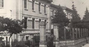 Una foto d'epoca del Seminario