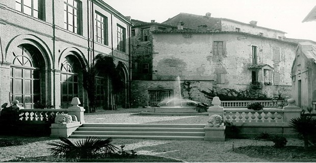 Foto storica della scuola