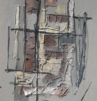 Una delle opere dell'artista Yuzzelli