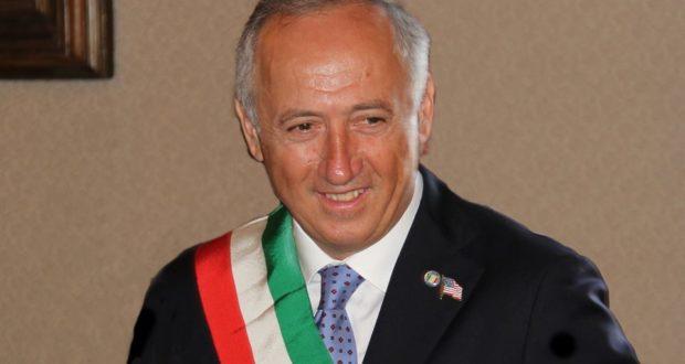 Filippo Saltamartini, sindaco di Cingoli e già parlamentare