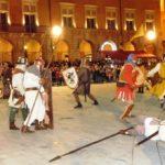 Battaglia in piazza