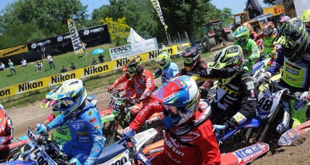 La gara del campionato italiano a Mantova