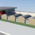 Ecco il progetto della futura struttura