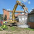 Il vecchio Itis: dopo i laboratori sarà demolità, a breve, l'intera struttura
