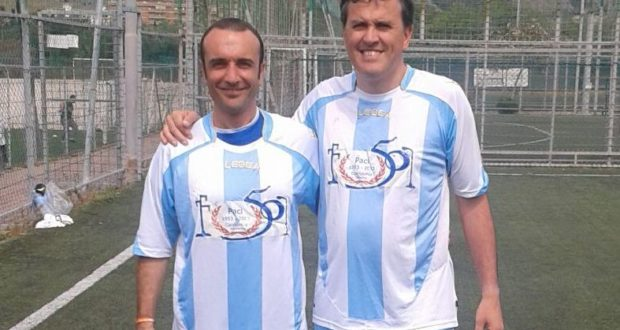 Lorenzo Massacci e Roberto Ronci