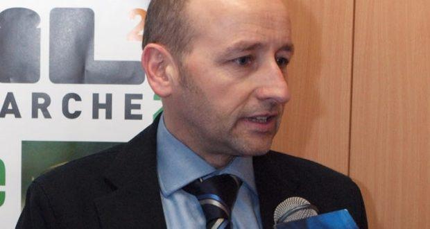 Marco Crescenzi, presidente da 17 anni della Polisportiva Serralta