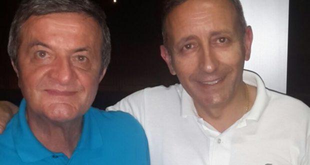 Cesare Martini e Luca Crescenzi